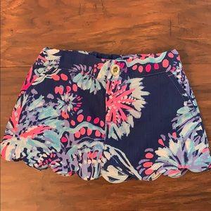Lily Pulitzer girls skirt